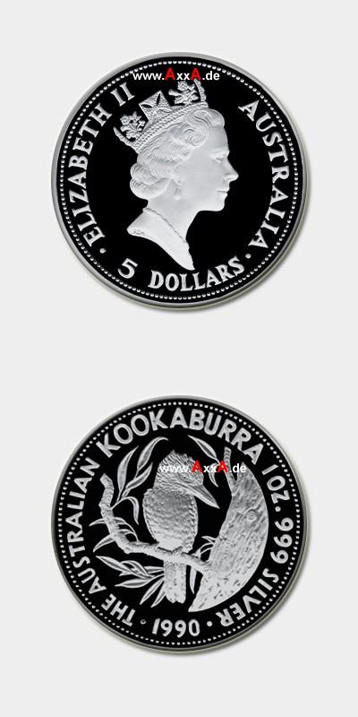 Axxa Silber Bullion Münzen Pp Katalog